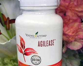 SUMMER SALE ~ Agilease Supplement by Young Living 60 Count ~ Free Domestic Shipping