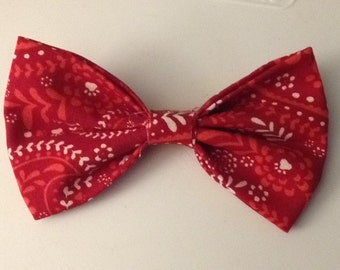 Little Red Bow Tie
