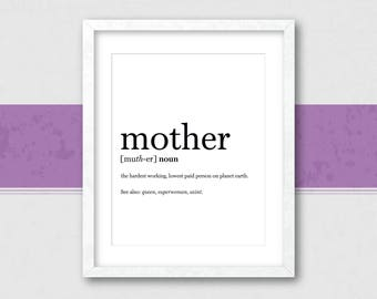 Mothers Day Print   Mothers Day Gift   Gift for Mom   Mothers Day   Gift for Mother   Mom Gift   Mothers Day Art   Home Decor