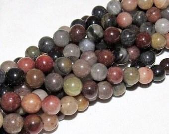 10MM CHINESE TOURMALINE Beads / gemstone
