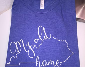 My Old Kentucky Home Tshirt