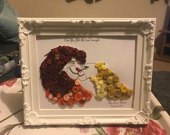 Lion King Frame