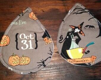 Halloween breast pads