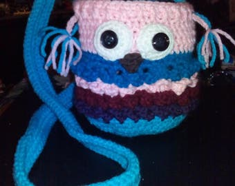 Crochet Animal Bags