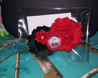 Little Bombshell infant headband