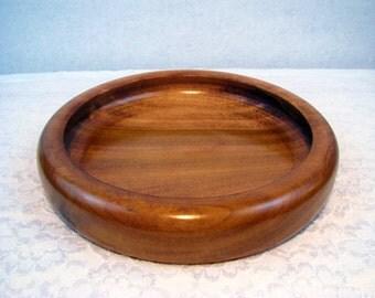 Wood Bowl, Wooden Bowl, Large Wood Bowl, Large Wooden Bowl, Medium Wood Bowl, Hand Turned Wood Bowl, Handmade Wood Bowl, Fruit Bowl, #005