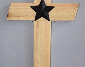 Wooden Cross 5074