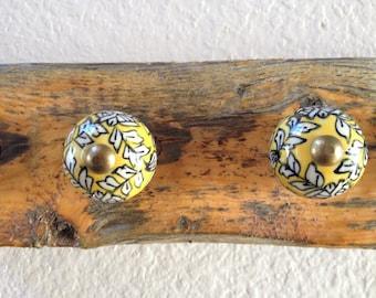 Jewelry Display Vintage Beachwood