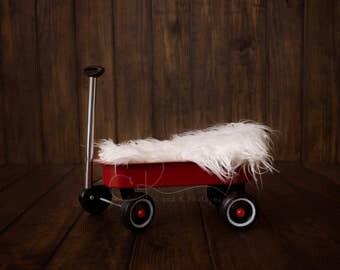 Wagon Digital Backdrop, Newborn Digital Backdrop, Boy Digital Backdrop