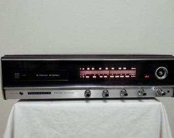 Vintage Panasonic RE-7800 AM/FM 8 Track Stereo/Very Good Working Condition