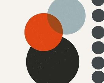 Bauhaus, shapes, colours, elements, handpainted, digital painting, form study, artwork, avant-garde, graphics, dots, circles, 3