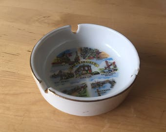 Vintage 'San Francisco' Ashtray