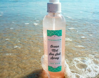 Ocean Mist Sea Salt Spray