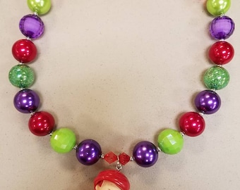They are sassy fun chunky bead necklaces