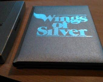 Wings Of Silver Compiled By Jo Petty CR Gibson With Box Faith & Inspiration