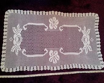Crochet Tablecloth, Hand Crochet Tablecloth, Crochet Table Cloth, Crochet Tablecloth, Knit Tablecloth, Hand Knitted Tablecloth