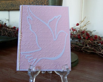 Handmade Girl Communion Greeting Card