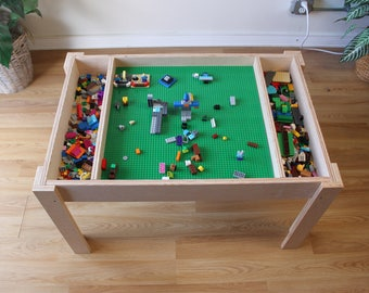 Building Blocks Table, Activity Table, Kids Table, Not The Trademarked  Company LEGO®
