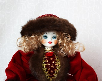 Russian doll. Name - Svetlana