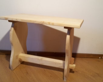 Tyrolean spruce table