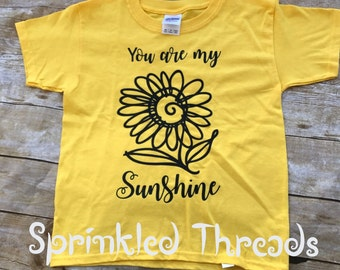 Sunshine Kids Girls Tee