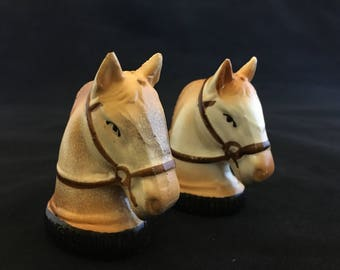 Horse Salt and Pepper Shakers