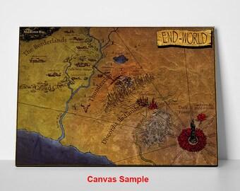Gunslinger - The End-World Map