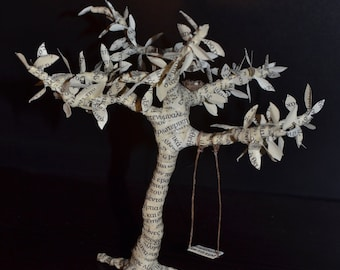 Book Sculptures By Mimi