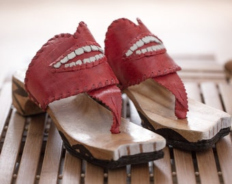ONE OF A KIND - Handmade Leather Shoes - designed and made in Germany