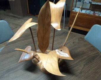 Monkeywood - Hawaii - Decorative Center Piece