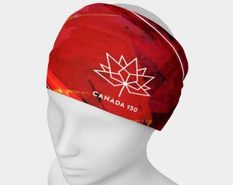 Canada 150 - Headband