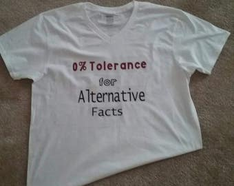 Alternative Facts T-shirt...