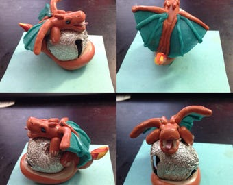 Charizard on a Bell