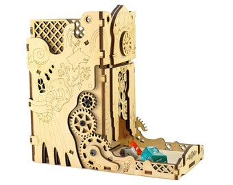 Dice Tower - Steampunk