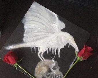 The Last Albino Raven