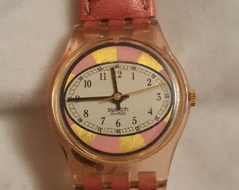 Vintage  Old Stock Swatch