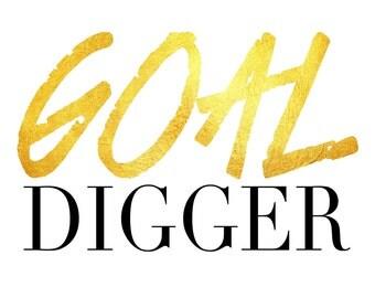 Goal Digger Set