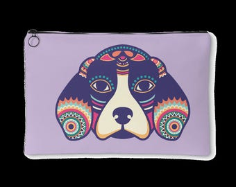 Mesmerizing Beagle - Accessory Pouch