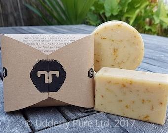 Calendula Goat Milk Soap - 100grm