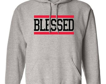 Blessed Christian Hoodie
