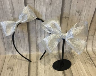 Metallic Collecton headband set