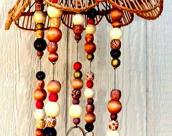 Basket, Balls, and Bells, Wacky Wind Chime