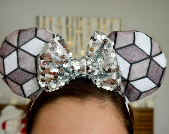 Epcot inspired Minnie Ears | Mickey Ears |