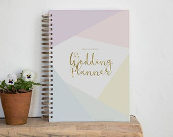 A4/A5 Wedding Planner - Diamond Design