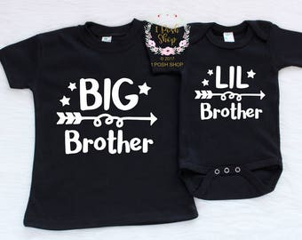 Big Brother Shirt, Big Brother Little Brother Shirt, Matching Brother Shirts, Little Brother Shirt, Big Brother Shirt, Sibling Outfits FB2