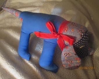 Blue Boy -Le Nez- Toy Dog