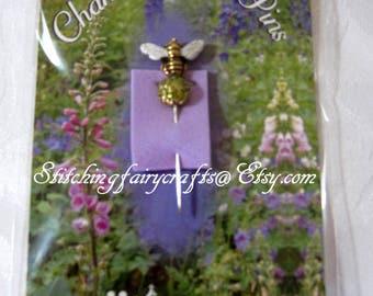 Just Nan Sparkle Bee pin.