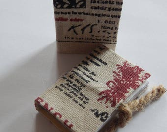 Miniature book fabric font with no band BJD * SD * YOSD * doll