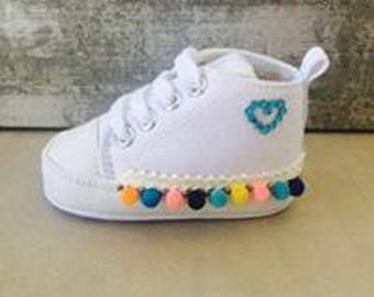 Customized baby shoes / customized baby shoes
