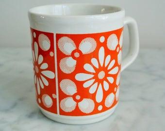Retro Cartwrights Ceramic Mug